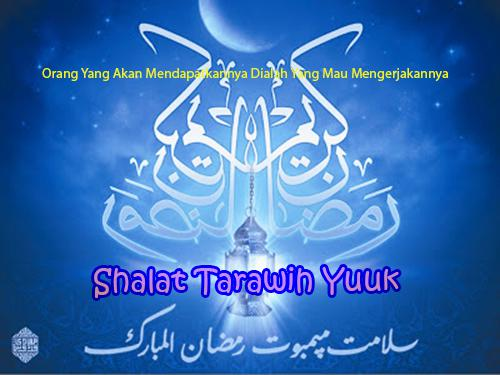 Keutamaan Shalat Tarawih Malam 1-30 Di Bulan Ramadhan Menurut Islam