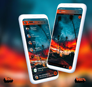 Coconut Trees Theme For YOWhatsApp & Aero WhatsApp By Reh
