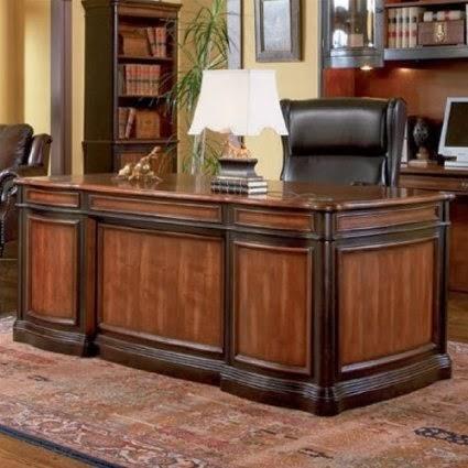 Coaster Home Hms Resolute Desk