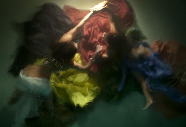 Фотографии в духе Караваджо. Christy Lee Rogers