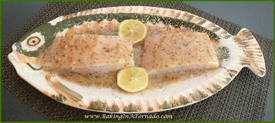 Easy Grilled Halibut | www.BakingInATornado.com
