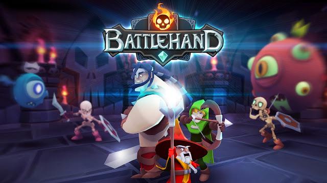 BattleHand v1.2.18 Mod Apk Terbaru (Exp Set to 1)