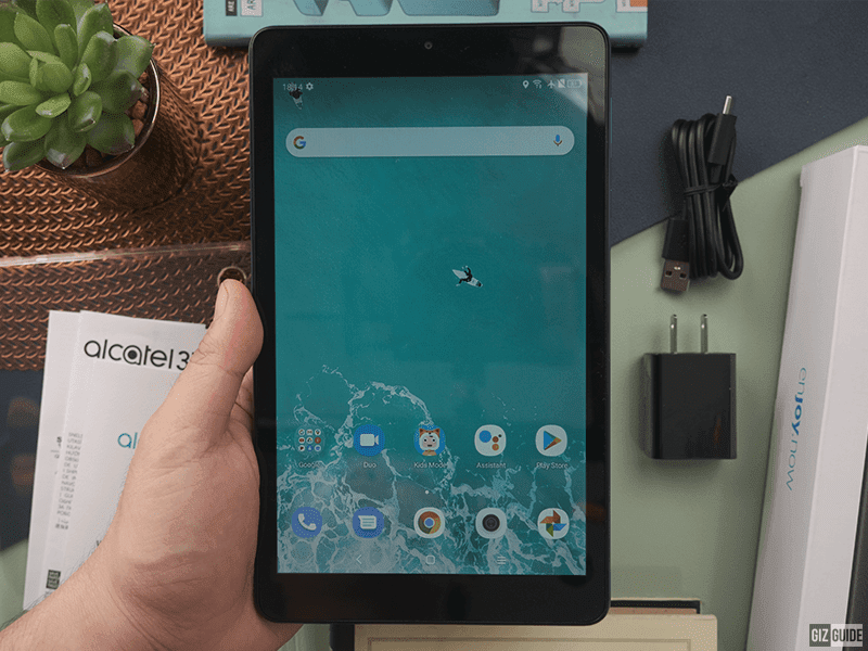 5 best features of TCL Alcatel 3T8 4G tablet