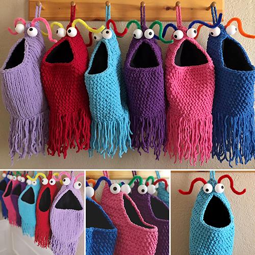 Yip Yip Stockings - Free Pattern