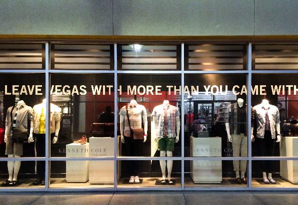 Compras em Janeiro em Las Vegas