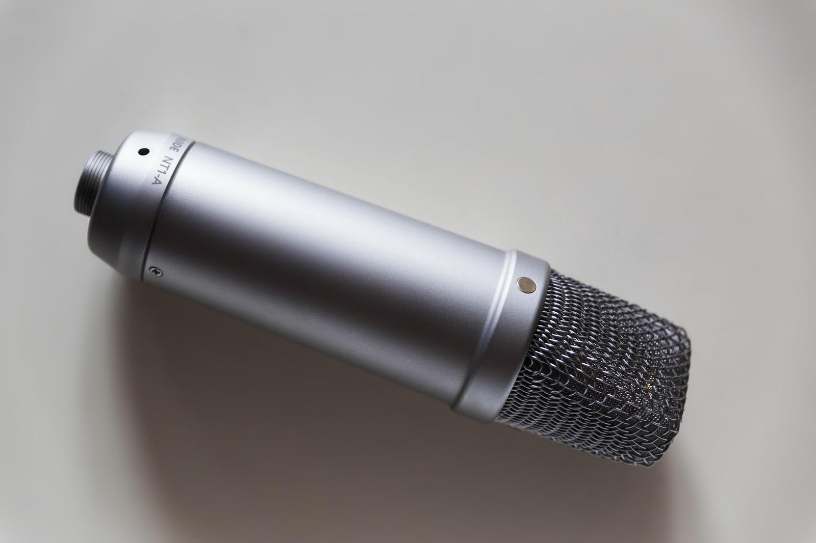 a153d722a90e Análisis Micrófono Condensador Rode NT1-A