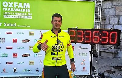 Atletismo Aranjuez 100 Km Oxfam