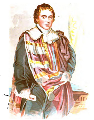 Duke of Bedford from The Life of George Brummell by W Jesse (1886)