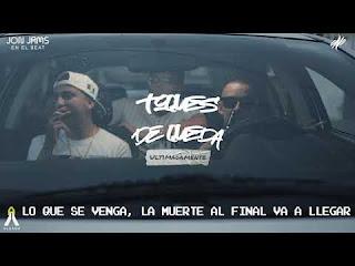 LETRA Ultimadamente Neto Peña ft Toser One