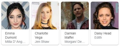 wrong turn cast