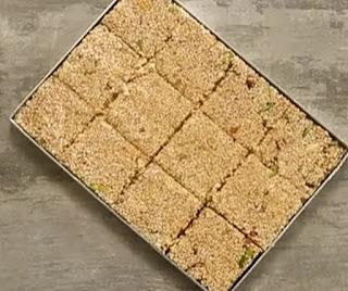 rajgira chikki recipe step by step
