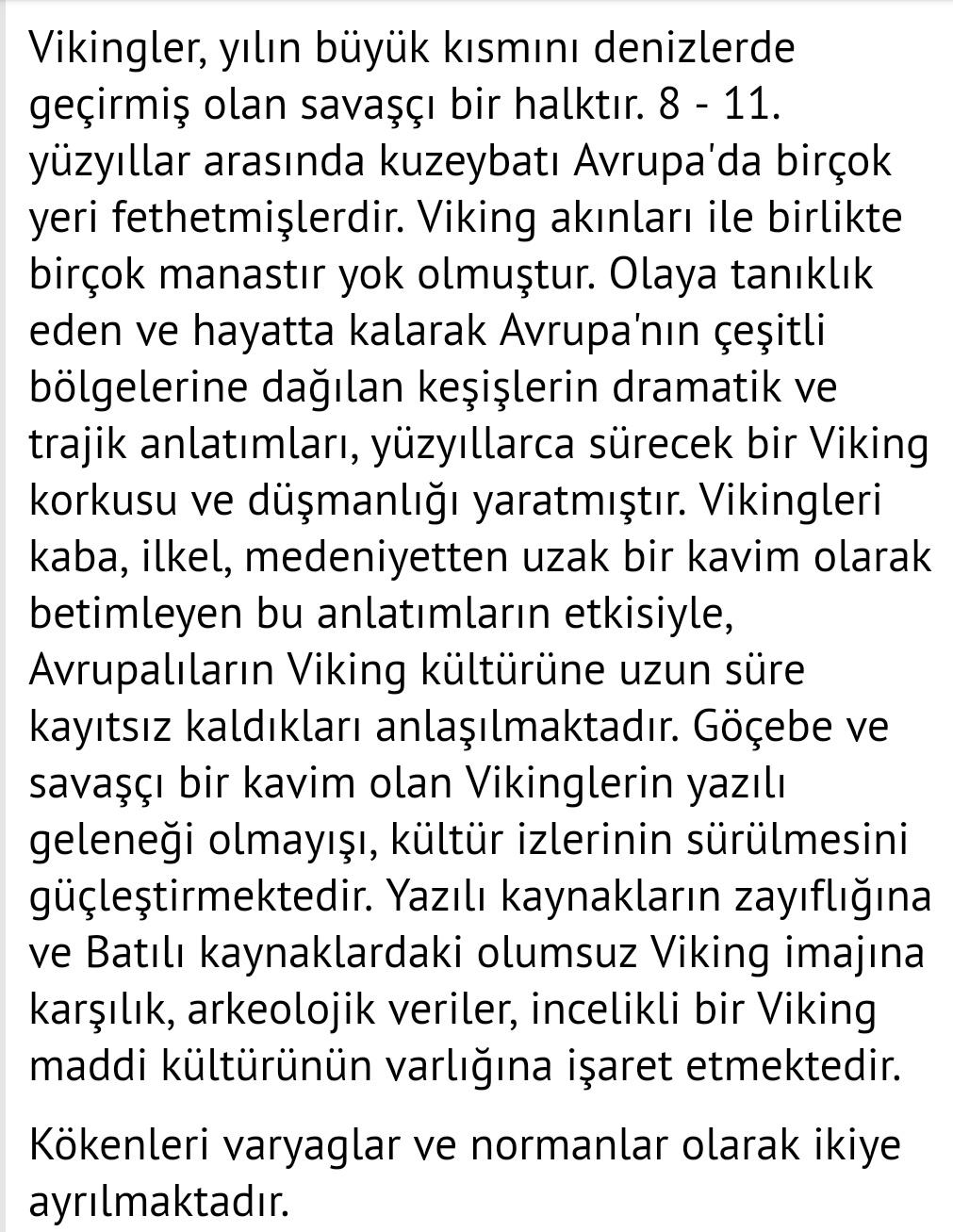 Hadi ipucu vikingler