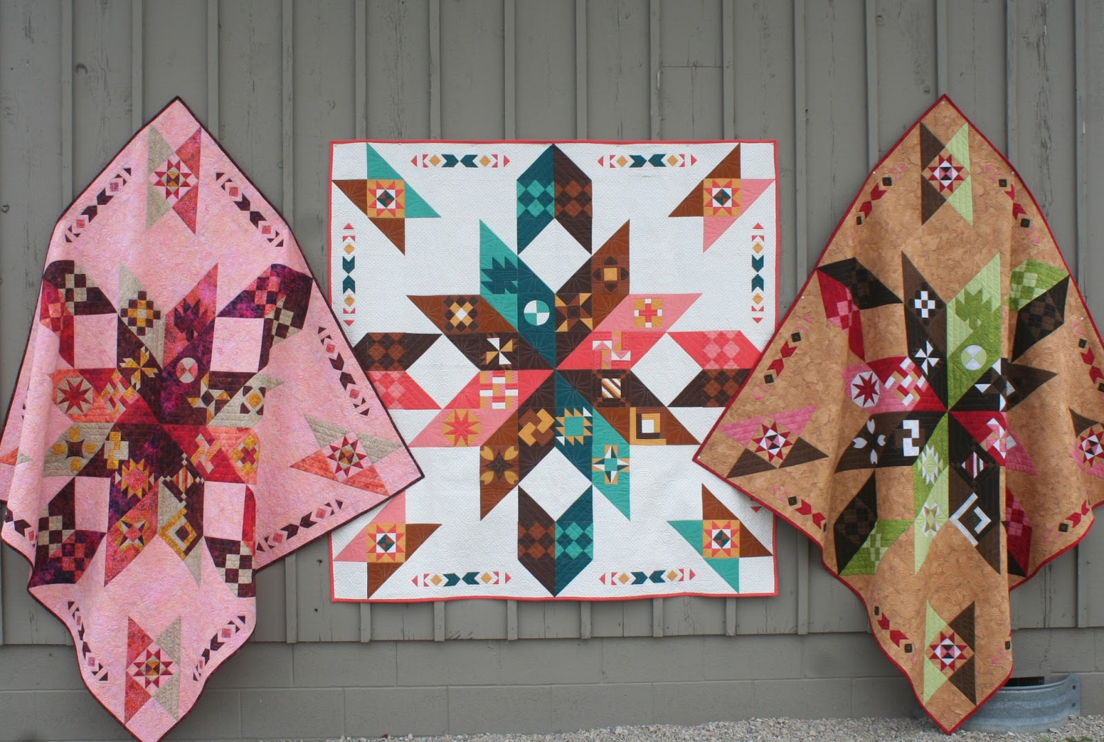 GenXQuilters: Modern Traditional Quilting, Block of the Month ...