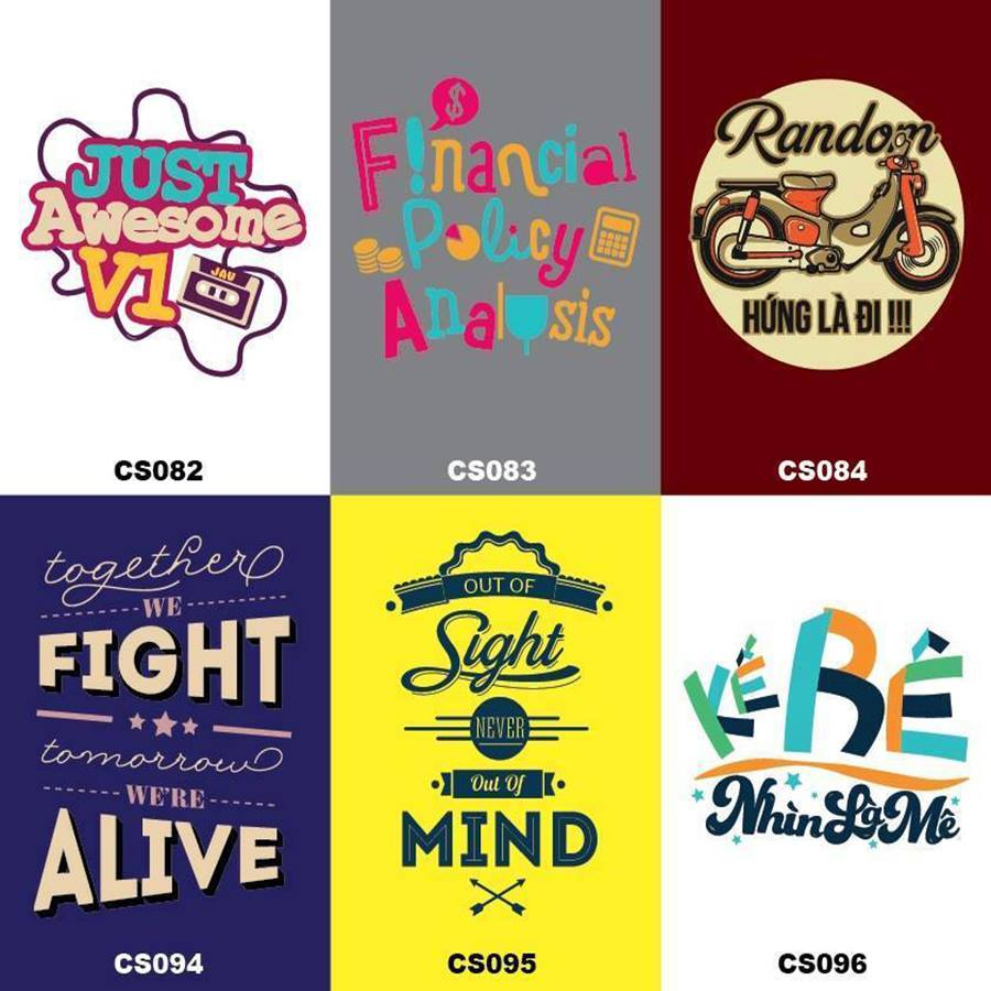 Tổng hợp logo in áo đẹp - Hình 6