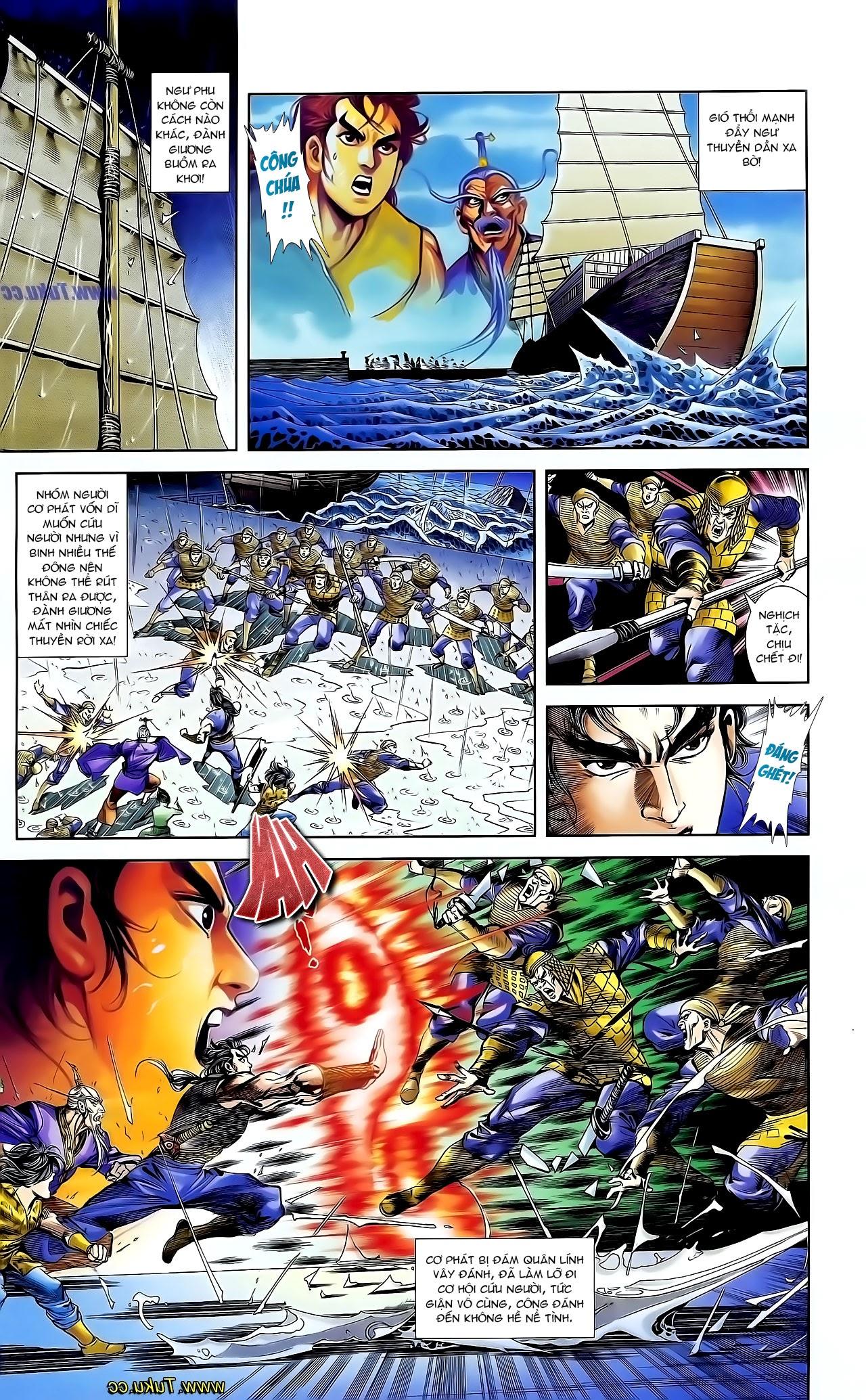 Cơ Phát Khai Chu Bản chapter 128 trang 23