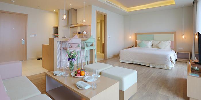 Phòng Studio Suite FLC Luxury Hotel Sầm Sơn 06