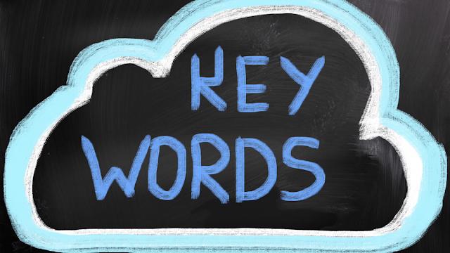 kata kunci keyword artikel