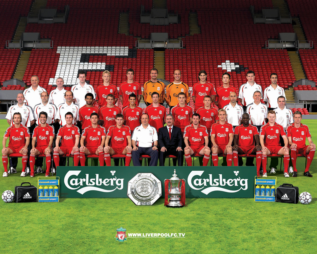 Football Clubs: Sports And Players: Liverpool Football Club