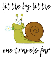 little by little snail - C. Gault 2018