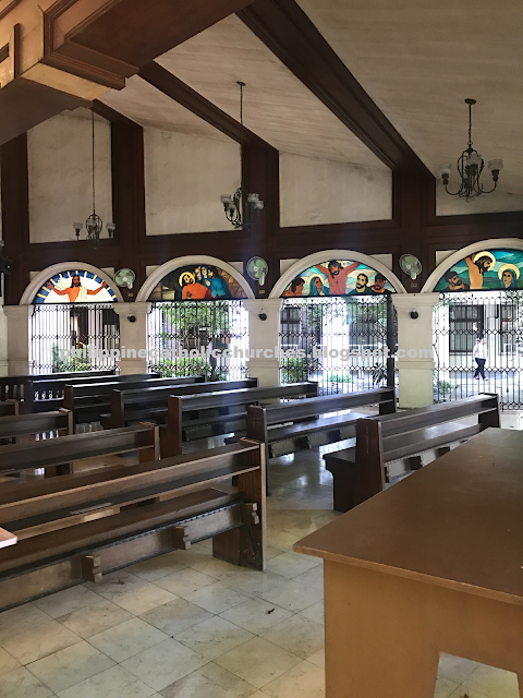 JESUS THE DIVINE TEACHER CHAPEL (PNU Worship Center), Philippine Normal University, Manila, Philippines