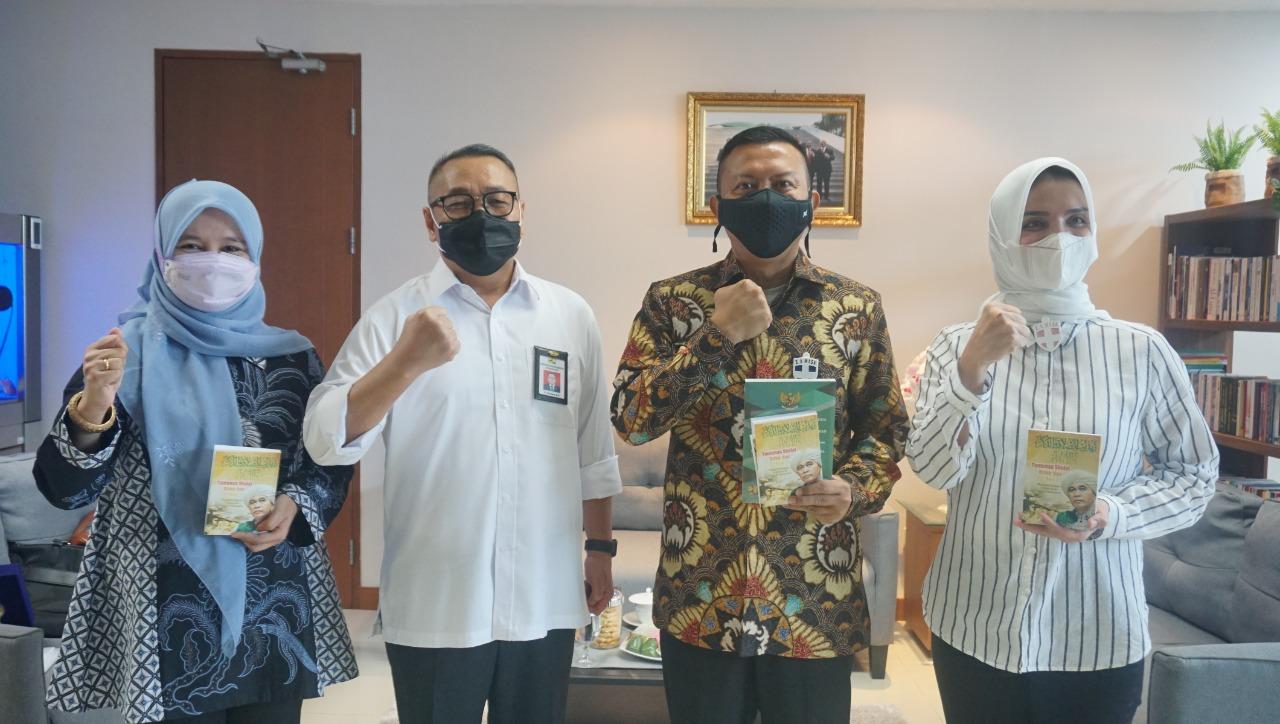 Bupati Basli Ali Usulkan Program Rusun Untuk Pondok Pesantren