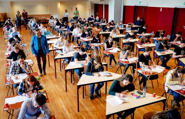 هولندا .. بسبب كورونا إلغاء الامتحانات المركزية في مدارس هولندا