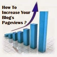 8 Cara Menaikkan Pageviews Blog