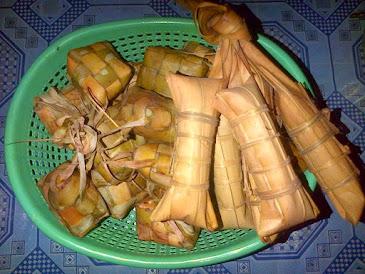 Kupat dan Lepet : Makanan Khas Hari Raya yang Penuh Makna