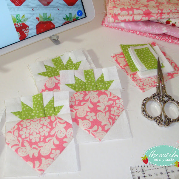 Strawberry Sewing