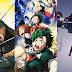 Punch NEWS: Opening Shingeki no.1 en el mundo, película My Hero más vista en EEUU, Red Bull y Akira...