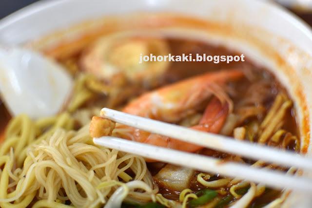 Chef-Ong-Penang-Hokkien-Prawn Mee-Johor-Permas-Jaya
