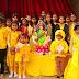 आईवी के बच्चों ने मनाया बसंत पंचमी उत्सव