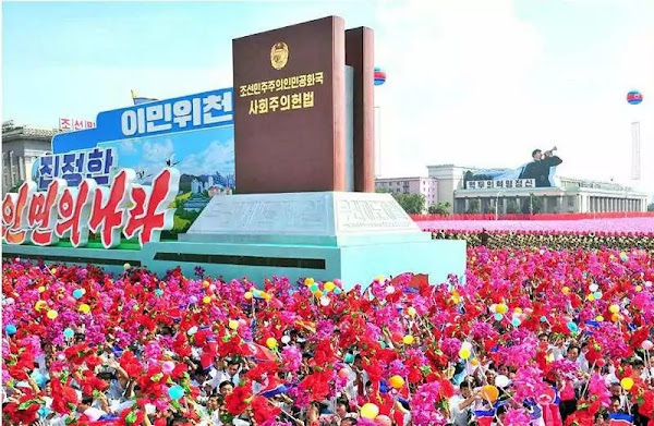 Socialist Constitution of the DPRK
