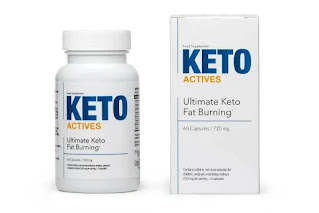 Keto Actives Weight Loss Nutritional Supplement