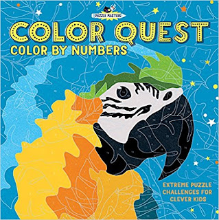 Color Quest: Color By Numbers