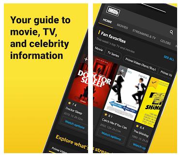 imdb latest movies information