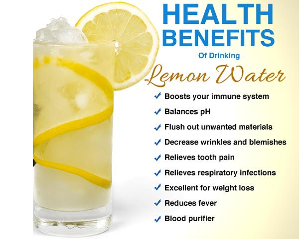 Dangers Of Drinking Lemon Water