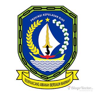Provinsi Kepulauan Riau Logo vector (.cdr)