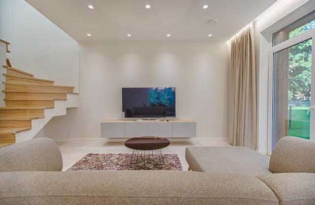 Model Plafon Ruang Tamu Rumah Minimalis