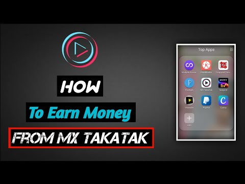 How to earn money from MX TAKA TAK | Mx taka tak se paise kaise kamaye | Earn money from mx takatak