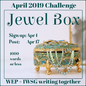 The April 2019 Challenge!