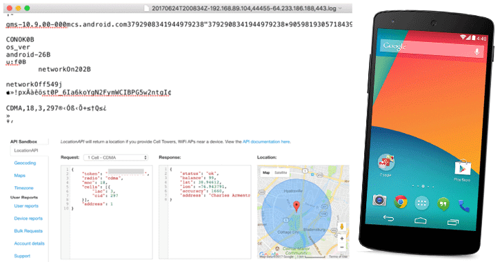 android-location-tracking