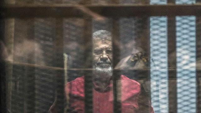 """ONU supone que la muerte de Mursi sería un """"asesinato arbitrario"""""""