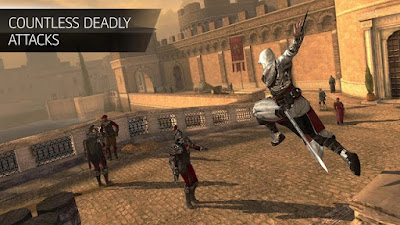 Game Android Assassins Creed Identity v2.5.1 Mod Apk Full Version