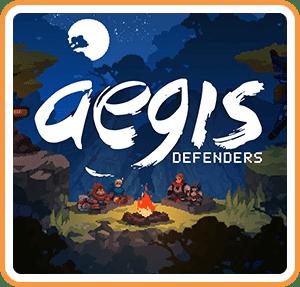 لعبة aegis defenders