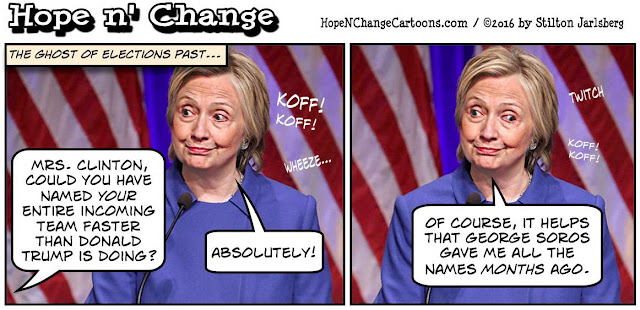 obama, obama jokes, political, humor, cartoon, conservative, hope n' change, hope and change, stilton jarlsberg, hillary, old, children's defense, soros