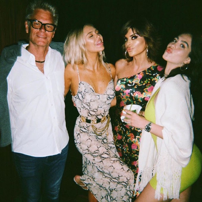 Lisa Rinna And Family Are Not Getting Their Own Reality Show On E!, Despite Reports!