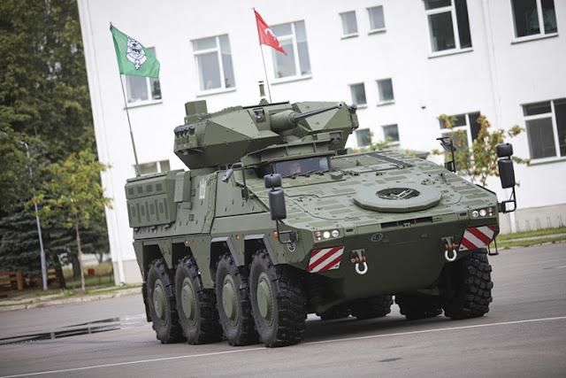 Armée lituanienne/Lithuanian Armed Forces - Page 7 EQ9ZyCPU0AMF-ge