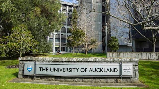 منحة مقدمة من جامعة أوكلاند لدراسةالدكتوراه في نيوزلندا (ممولة بالكامل)