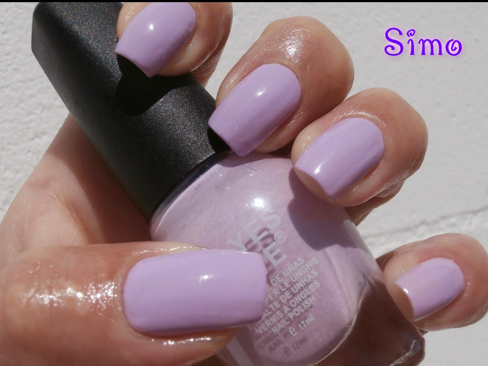 Nails Y Poco Mas Reto Orquidea Radiante